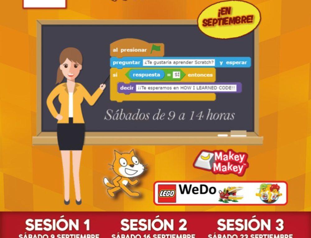 Curso de programación para docentes y padres inquietos (Septiembre 2017)