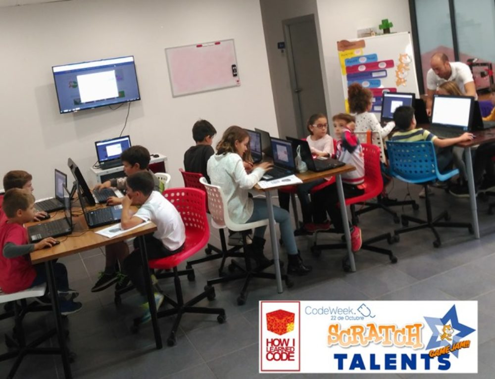 Resumen de la Scratch Talents Game Jam!