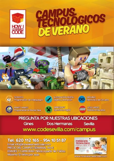 Campus-Tecnologico-Verano-Sevilla