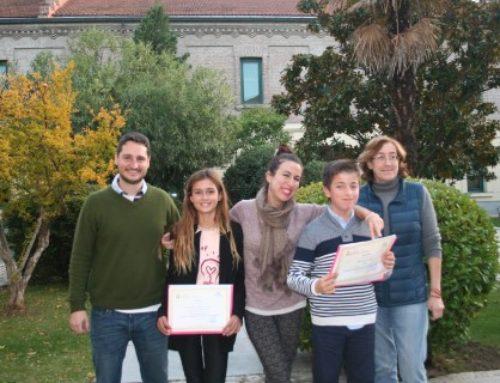 Nuestros alumnos Lola y Jesús, premios nacionales de programación