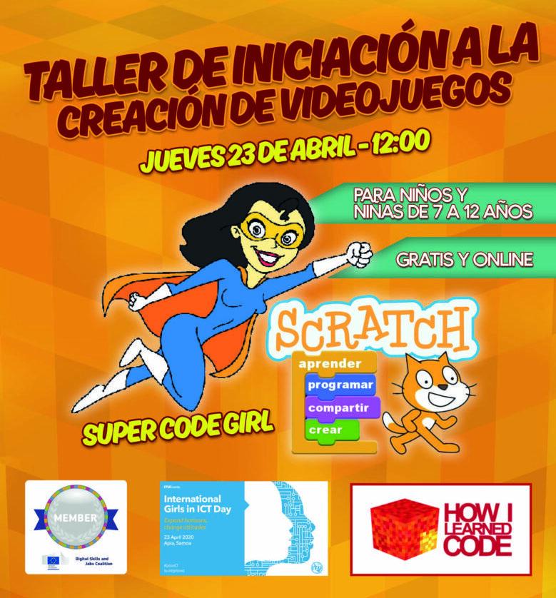 Taller Super Code Girl