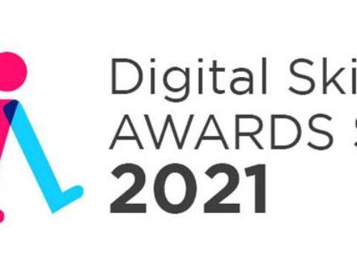 ¡Estamos nominados a los Digital Skills Awards !